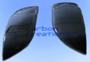 Carbon Creations OEM Foglight Covers