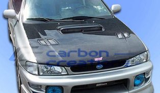 Carbon Creations OEM Hood    GC8